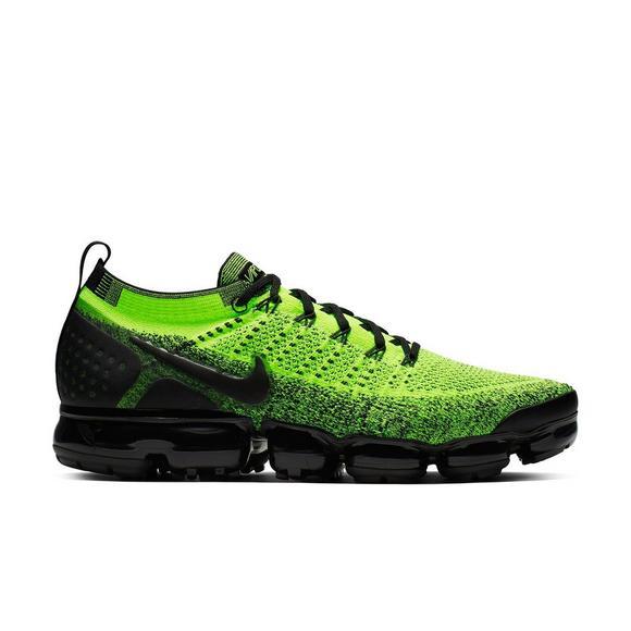 Flyknit 2 Nike Us Hibbett Vapormax Running Men's Voltblack Air Shoe qttfpE