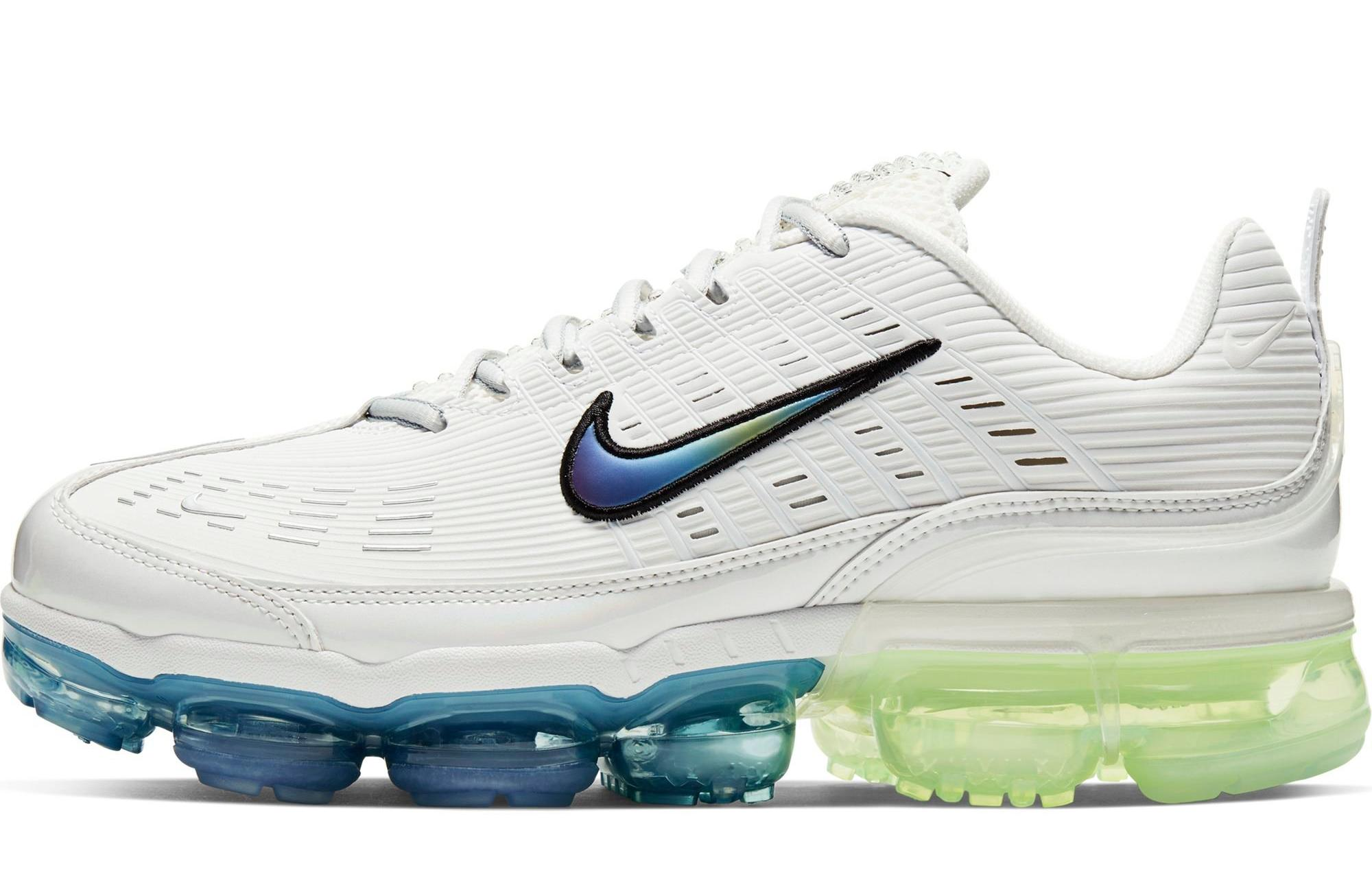 """Left side of Nike Air VaporMax 360 20 """"Bubble Pack"""""""
