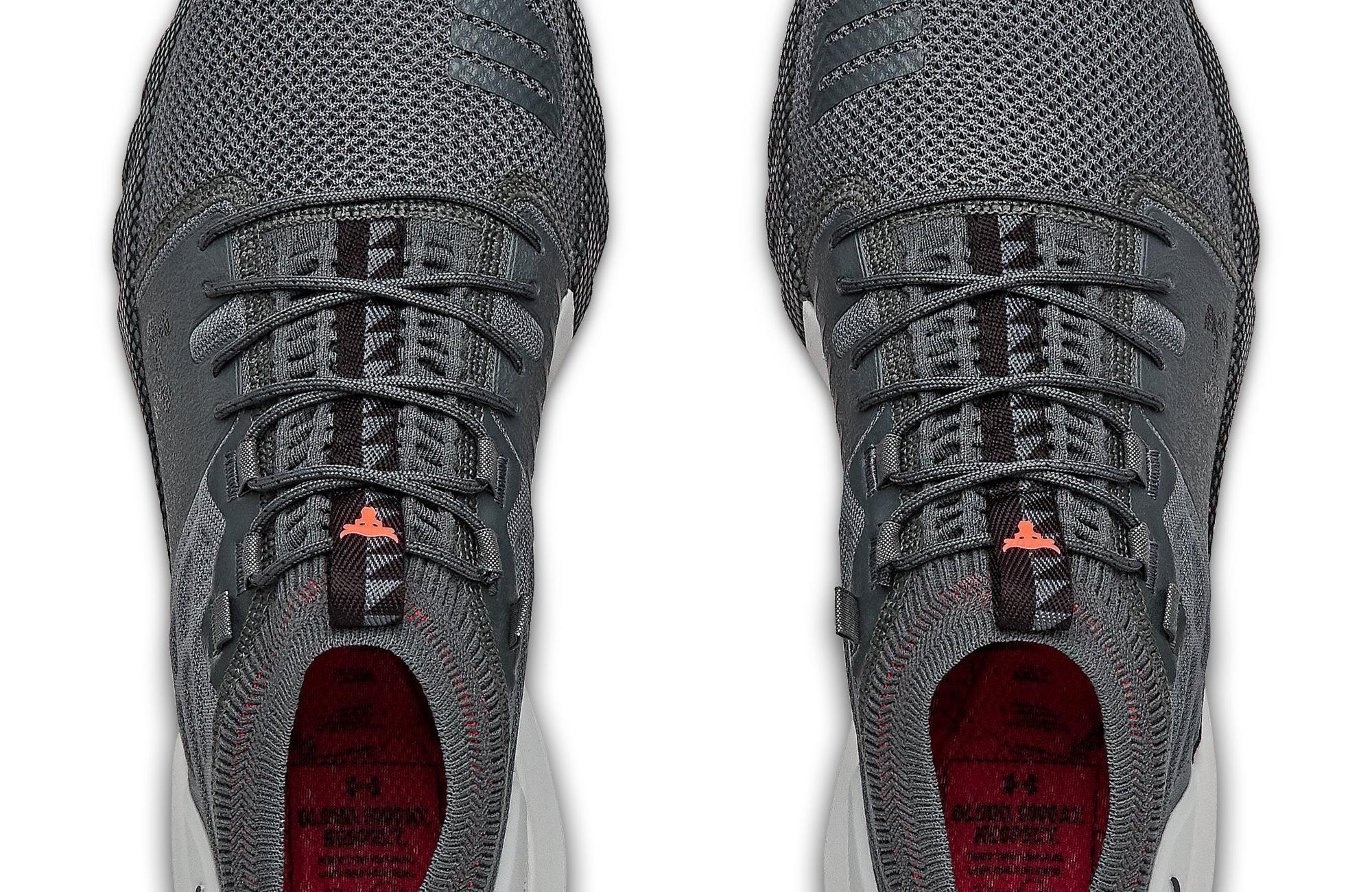 """Under Armour Project Rock 2 """"Grey/Red"""" Men's and Kids' Training Shoe"""