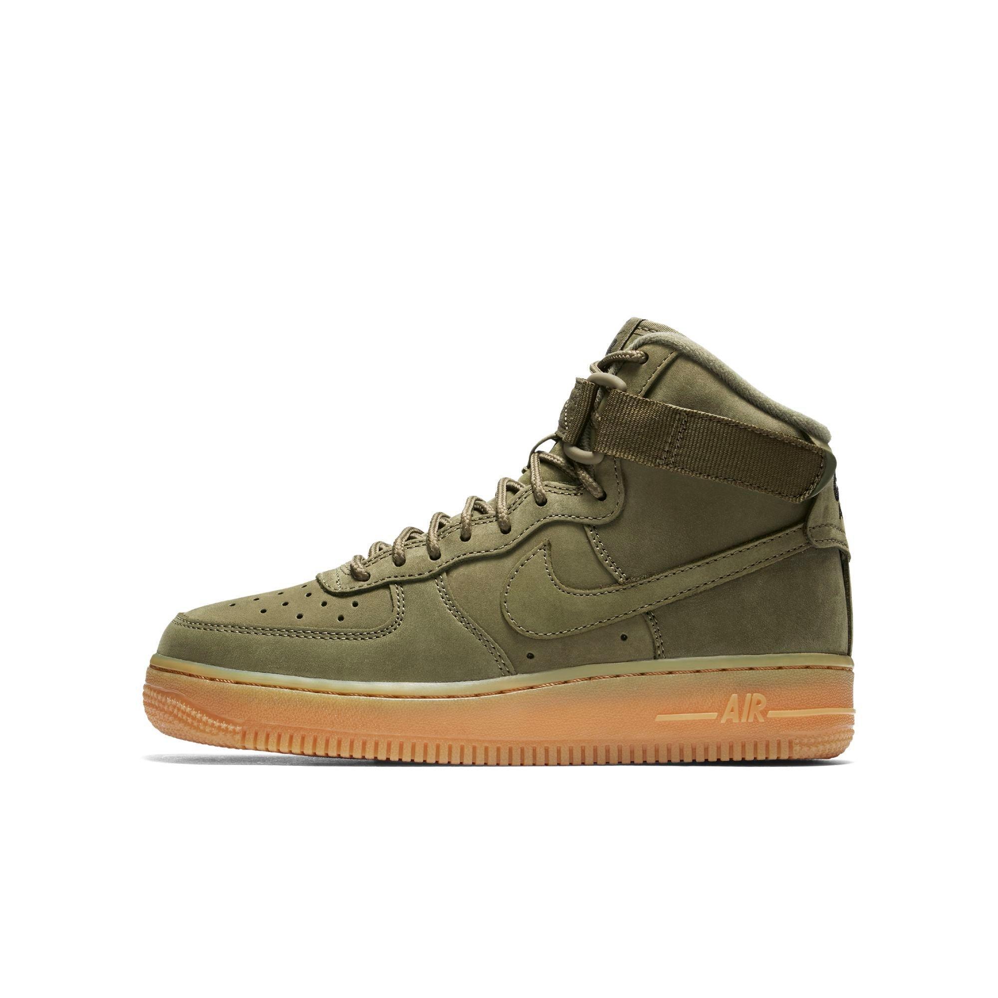 b48db7b5fbe Boys Air Force 1 Sneakers