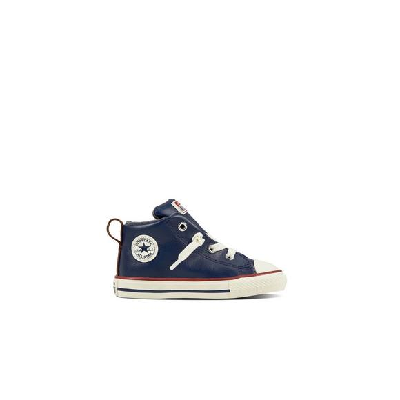 524927e3872113 Converse All Star Street Leather Toddler Boys  Casual Shoe - Main Container  Image 1