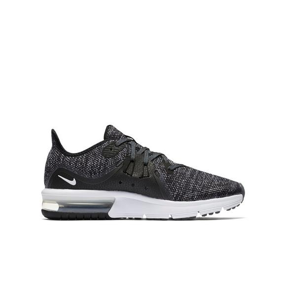 Nike Air Max Sequent 3 Grade School Boys  Running Shoe - Main Container  Image 2 de72fffc9