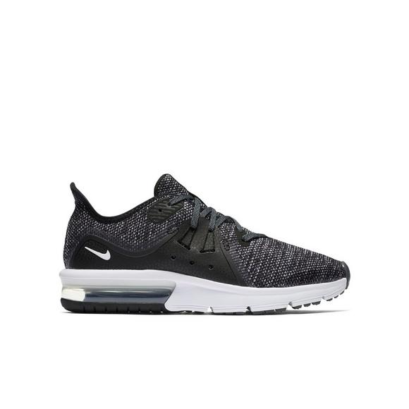 9f1a072780 Nike Air Max Sequent 3 Grade School Boys' Running Shoe - Main Container  Image 1