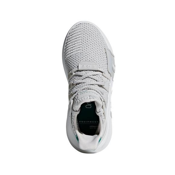 Kids adidas EQT Bask ADV BlackWhite Grade School Shoe