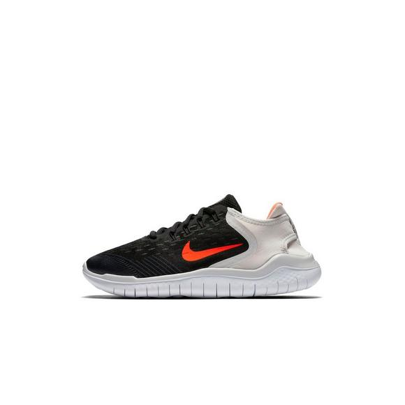 best loved 1b34a 2ab19 Nike Free RN 2018 Preschool Kids' Running Shoe - Hibbett US