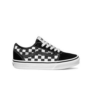 344c70678f Vans Ward Check Grade School Kids  Shoe