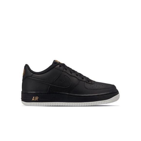 5924a0744418 Nike Air Force 1 Low Grade School Kids  Shoe - Main Container Image 1