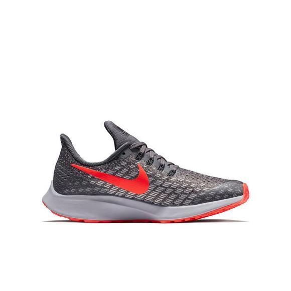 new product e08b3 1b50b Nike Air Zoom Pegasus 35 Grade School Kids  Running Shoe - Main Container  Image 2