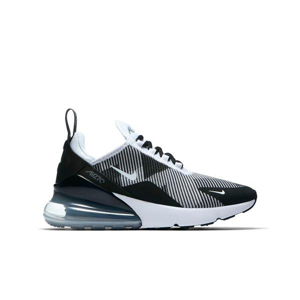 huge selection of e68be caa8e Display product reviews for Nike Air Max 270 -Black White- Grade School Kids