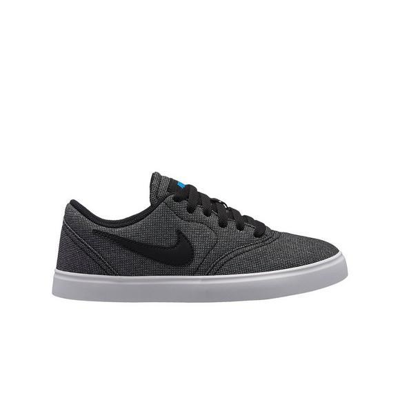 31e2a5196 Nike SB Check Canvas Grade School Kids  Skate Shoe - Main Container Image 1