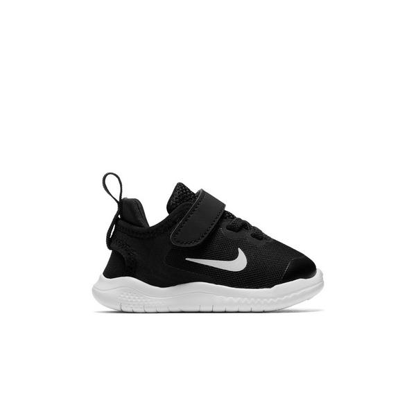5272cac3d3e4 Display product reviews for Nike Free RN 2018 -Black White- Toddler Kids