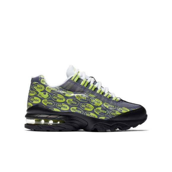 best sneakers 91f2a 4cf5d Nike Air Max 95 SE Logo