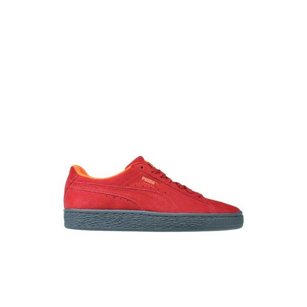 397e1b0eb9b Display product reviews for Puma Suede -Red Grey- Toddler Kids  Shoe