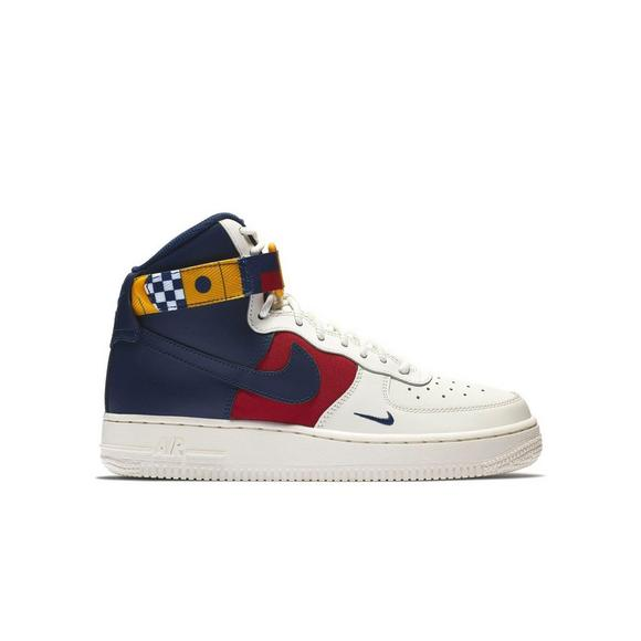 5dcb02ab0c0 Nike Air Force 1 High LV8 Grade School Kids' Shoe - Main Container Image 1