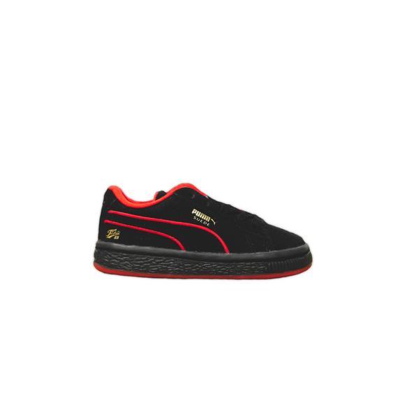 buy online e694e 9c82c Puma x FUBU Suede 50 Toddler Kids' Shoe