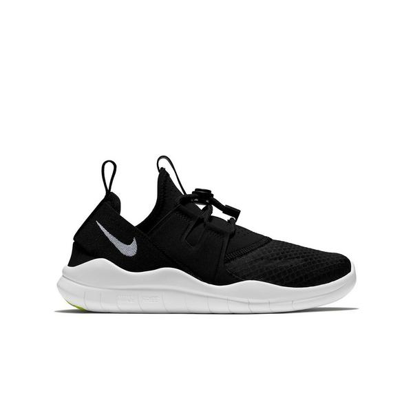 new arrival 761f3 daed7 Display product reviews for Nike Free RN Commuter 2018 -Black White- Grade  School