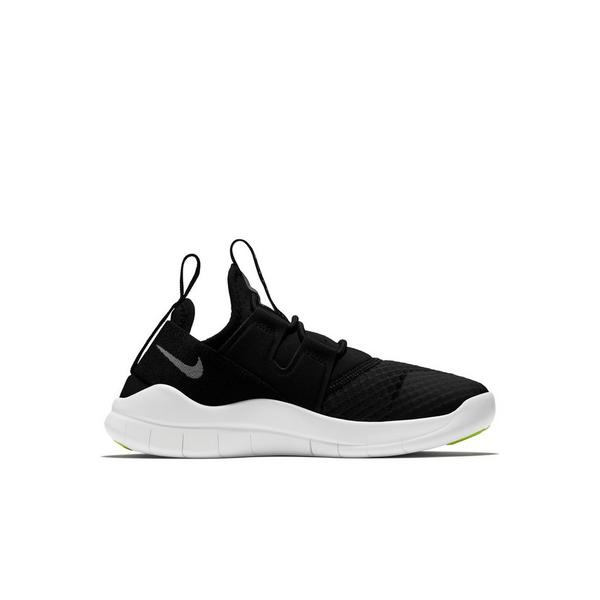 huge selection of e72e4 0036b Display product reviews for Nike Free RN Commuter 2018 -Black White-  Preschool Kids