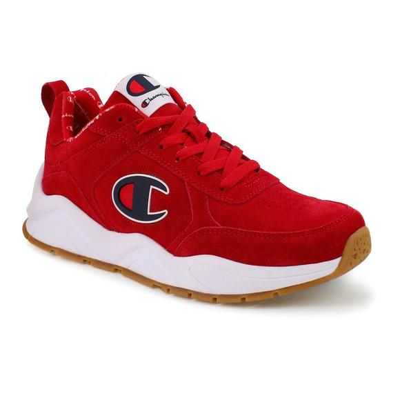 607c1e84936 Champion 93 Eighteen Big C Suede