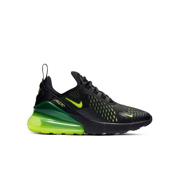 4c76c599be67f Display product reviews for Nike Air Max 270 -Black/Volt- Grade School Kids