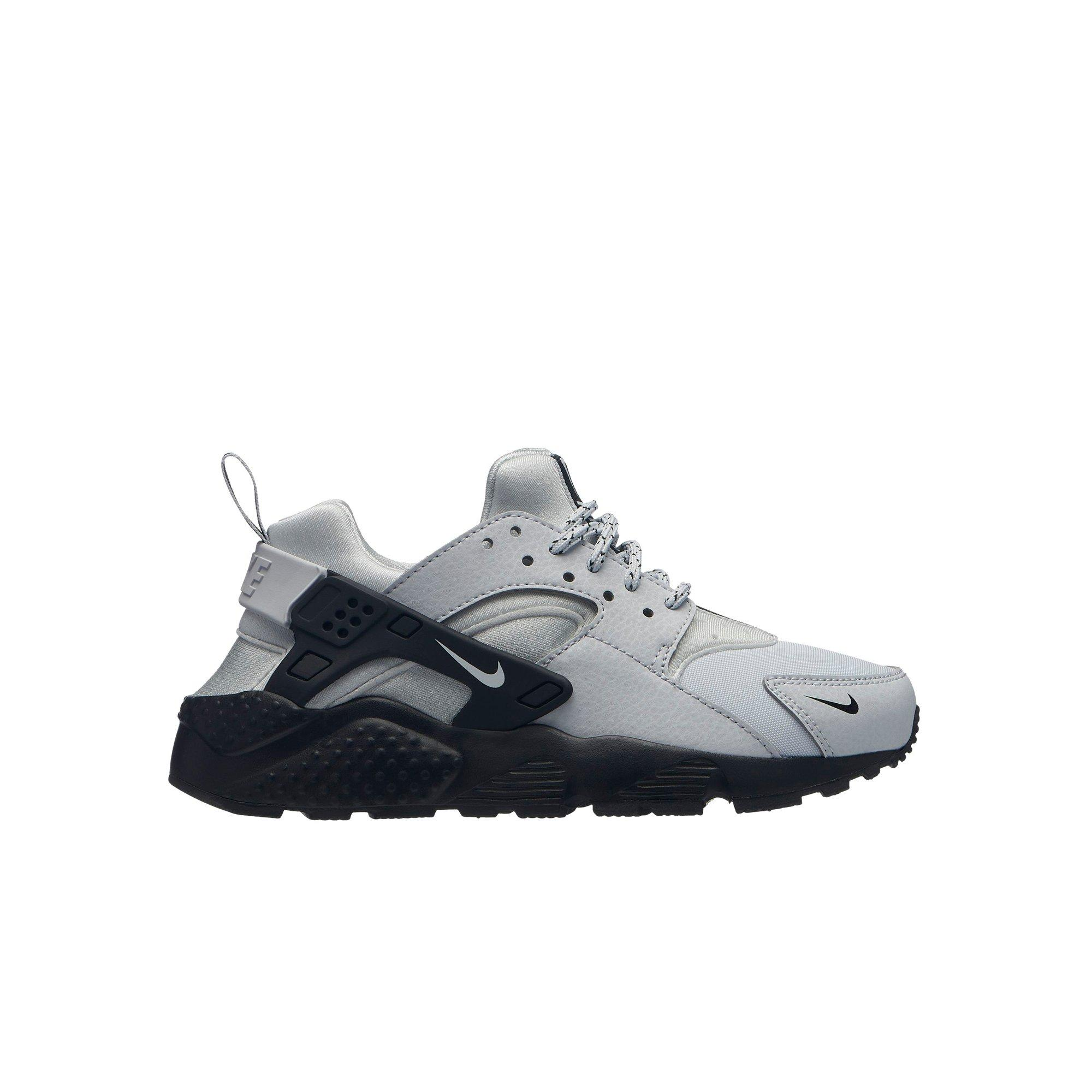 timeless design 730a4 da57e black and grey huarache running shoes