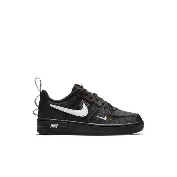 Force Hibbett Us Shoe Air Black Nike Lv8 Kids' 1 Utility Preschool aq5Ow4SfA