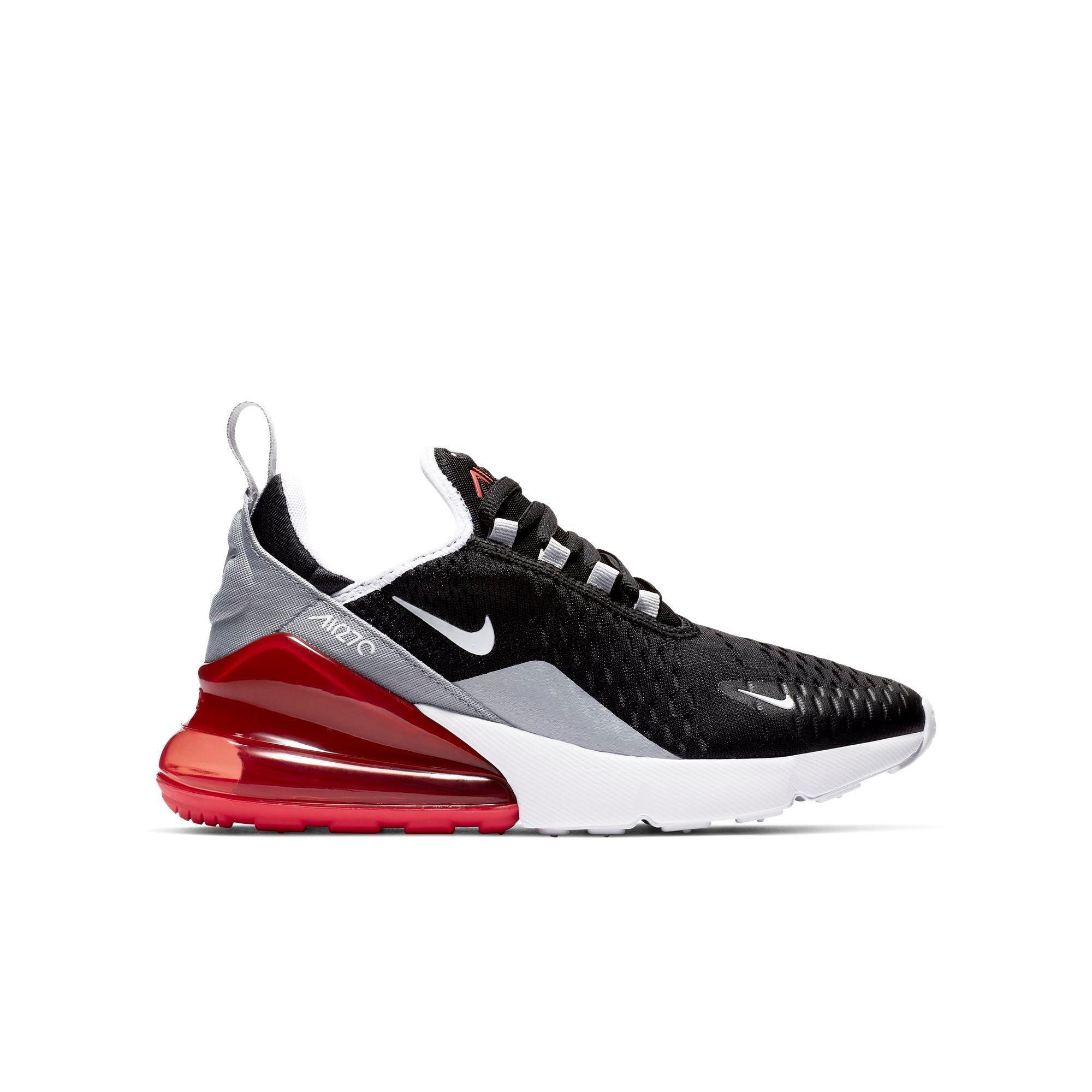 Nike Air Max 97+720 Black Red Running shoes Wmns NIKE CIU014266
