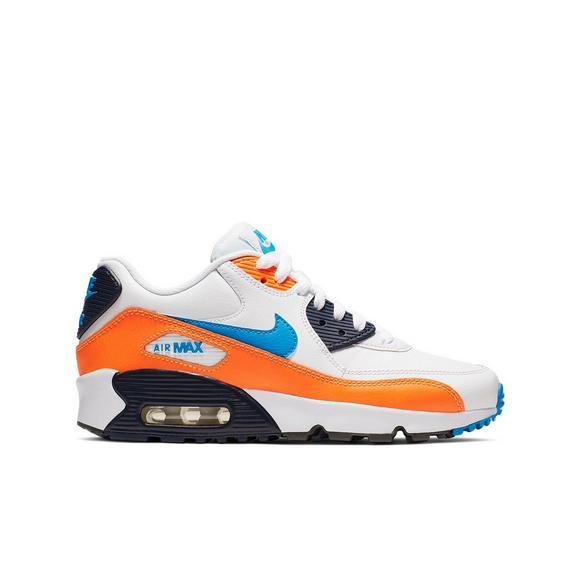 700155 010 Nike Air Max 90 Premium Herren Lifestyle Schuhe Grau