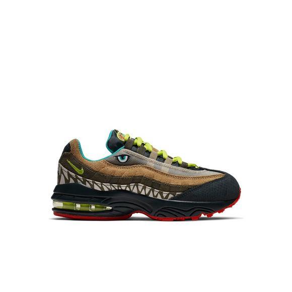 separation shoes 15de3 d6a73 Nike Air Max 95 Jurassic Party