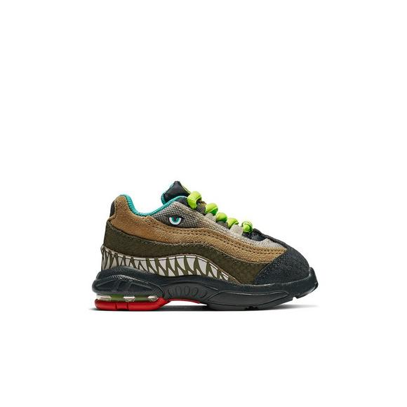 online store 6a030 49746 Nike Air Max 95 Jurassic Party Infant Boys' Shoe