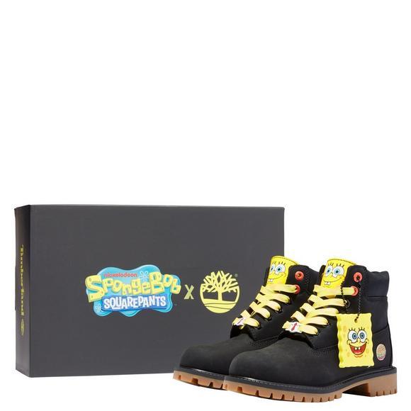 Timberland X SpongeBob