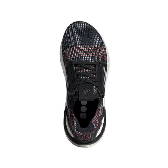 adidas Ultraboost 19 Grey FourCore BlackHi Res Coral