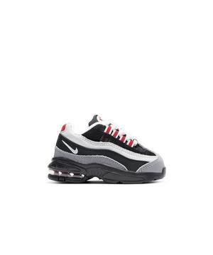 Nike Air Max 95 Grey Black White Red Toddler Boys Shoe