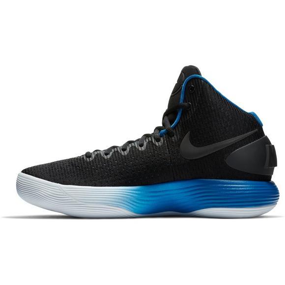 brand new 8f7bf 48e69 get nike hyperdunk 2017 black royal mens basketball shoe main container  8b19e f70ac