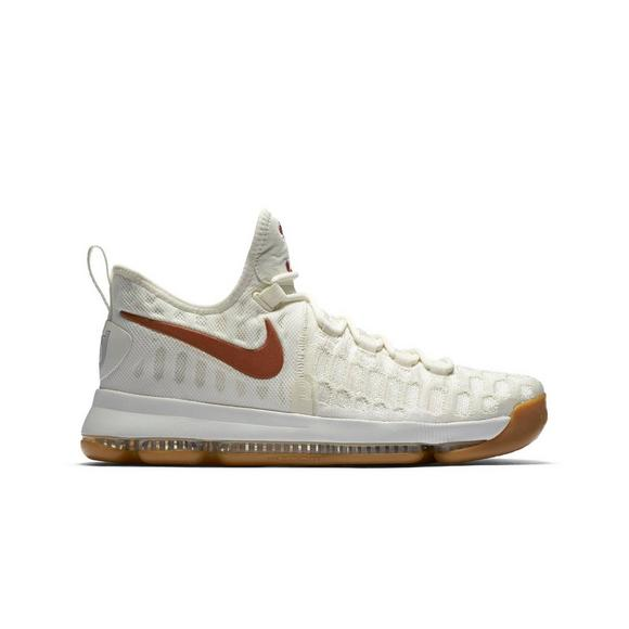 competitive price 4858b 572b1 Nike Zoom KD 9 Texas Men s Basketball Shoe - Main Container Image 1