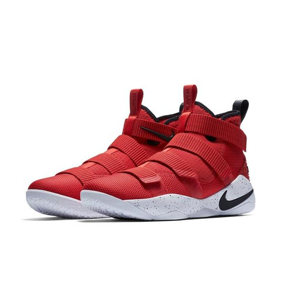 factory authentic 66f93 15aa9 Nike Lebron Soldier XI