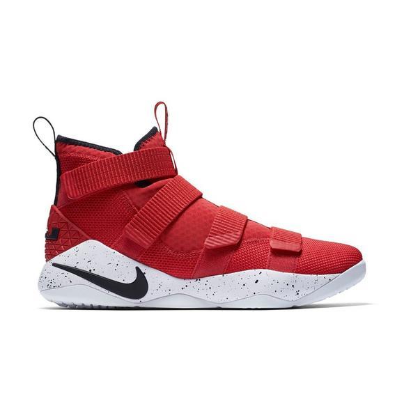 factory authentic 49d24 2a9ba Nike Lebron Soldier XI