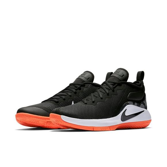 reputable site 34ac8 0d63f ... coupon code nike lebron witness 2 black mens basketball shoe main  container 4730d d5987
