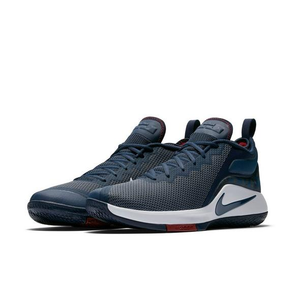 sports shoes e5724 21b79 Nike Lebron Witness 2 Men s Basketball Shoe - Main Container Image 7