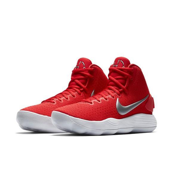 Nike Hyperdunk 2017 Tb Red Women S Basketball Shoe Hibbett Us