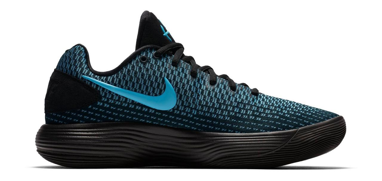 wholesale dealer d16b3 48907 ... 2017 Low Men s Basketball Shoe. Footwear, fashion and basketball meet  video games with the Nike Hyperdunk shoes worn by the Sixers  Robert  Covington.