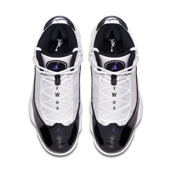 premium selection 68e63 de04b Jordan 6 Rings