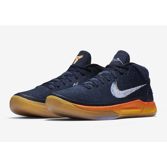 detailed look 04640 6ac06 Nike Kobe AD 1 Mid