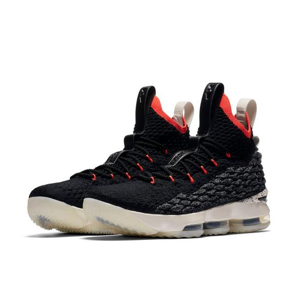 43a760567b0 ... black white b275c 13e10  new zealand nike lebron 15 sail bright crimson mens  basketball shoe main container image e9fc7 5aa87