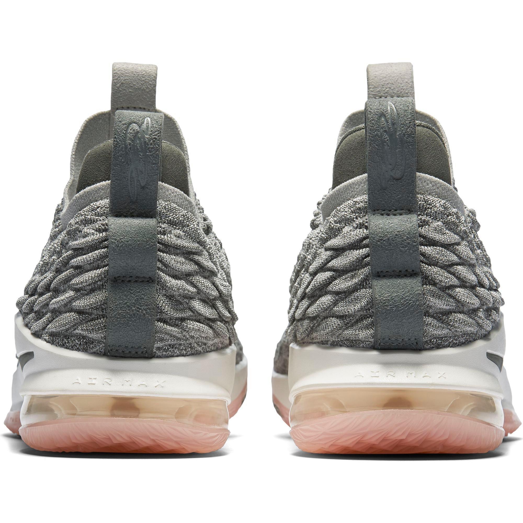 658deff8ded Nike LeBron XV 15 Off White James Men s Basketball Shoes
