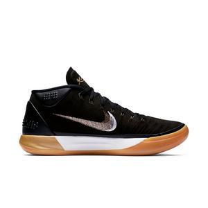 wholesale dealer 3673b 3c6fe ... ebay nike kobe ad black metallic gold mens basketball shoe 3cd36 8ce8b