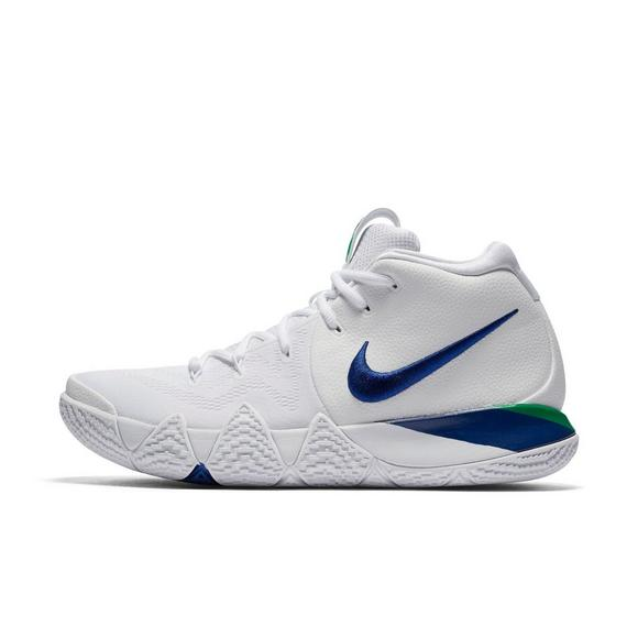 outlet store 33011 4db7d france mens nike kyrie 4 white 5389f 4198c