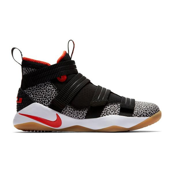 buy popular b9ccf 1caf0 Display product reviews for Nike LeBron Soldier 11 SFG -Safari- Men s  Basketball Shoe