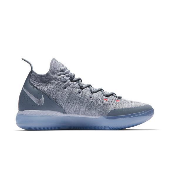 the best attitude 98959 66593 Grey koripallokenkä 11 Kd Hibbett Nike Cool Us Miesten qvOtnXwxf