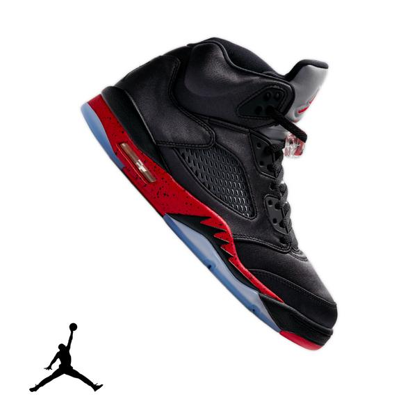 newest 21866 8df96 ... official store display product reviews for jordan 5 retro black satin  66ff4 8d8e3