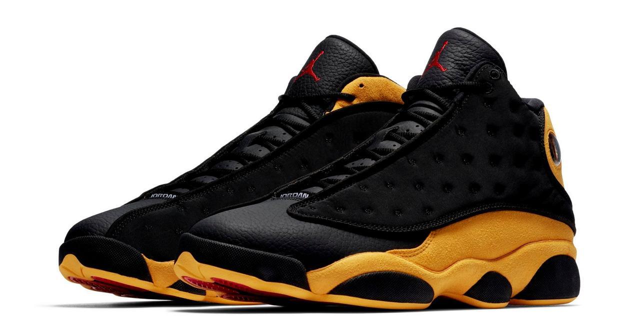 "finest selection 0a7df 65b09 Sneaker Release: Men's Air Jordan Retro 13 ""Melo"" Basketball ..."